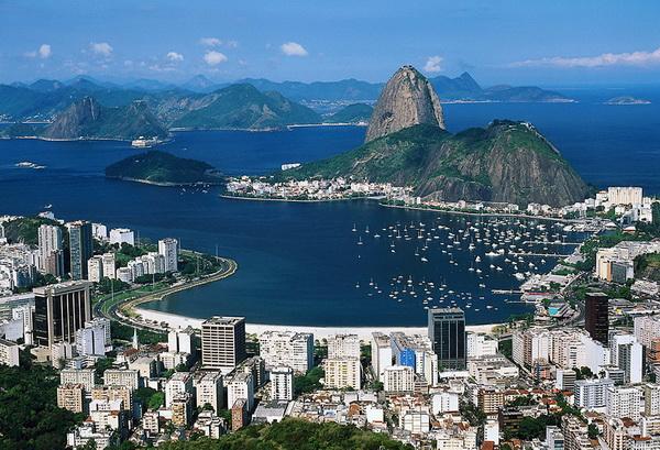Безвизовые страны для россиян в 2013 году. Бразилия