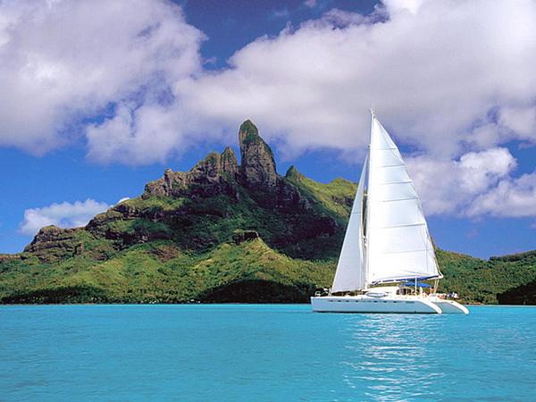 Французская Полинезия и Острова Уоллис и Футуна. Путешествуем без визы