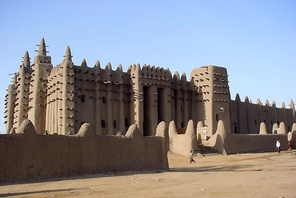 Путешествуем без визы в Африке. Мали