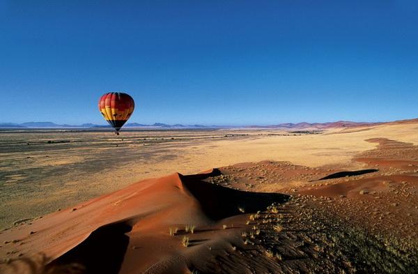 Едем на отдых без визы. Намибия