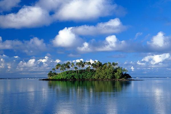Список безвизовых стран Океании. Острова Кука