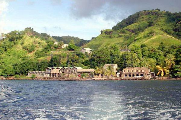 Сент-Винсент и Гренадины. Безвизовые страны Северной Америки и Карибского бассейна