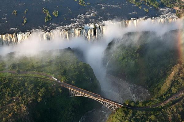 Безвизовые страны Африки. Замбия
