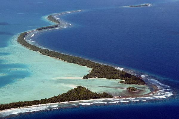 Список безвизовых стран Океании для россиян. Тувалу