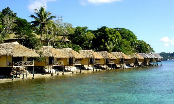 Безвизовые страны Океании. Вануату