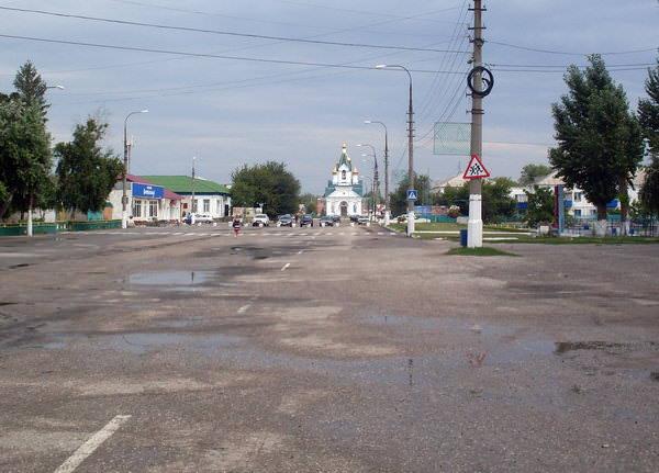 Станица Преображенская