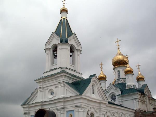 Спасо-Преображенская церковь. Станица Преображенская