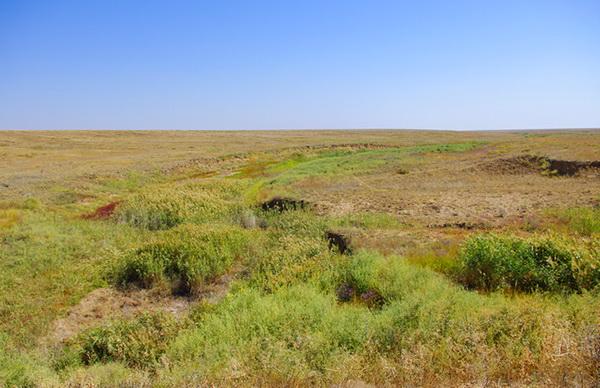 река ланцуг озеро эльтон