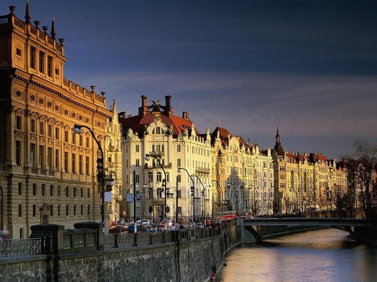 Отдых в Праге с детьми