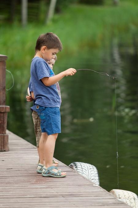 рыбалка в яхонтах