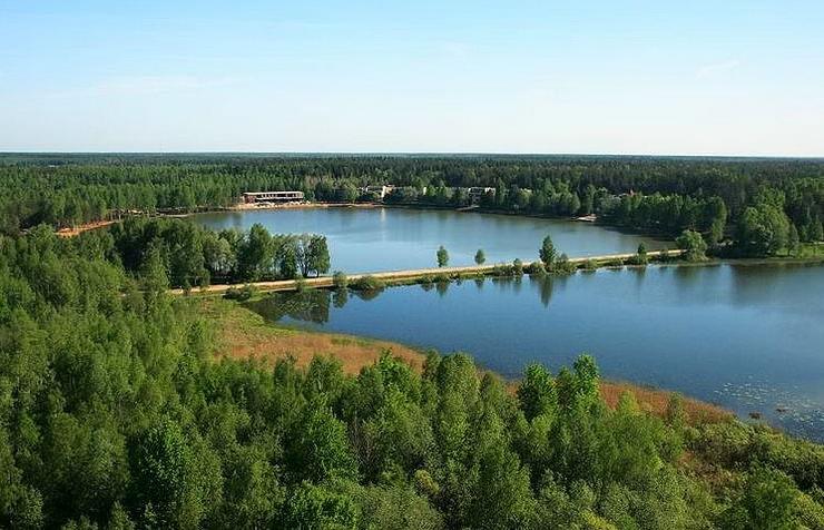 озеро коверши подмосковный отель яхонты