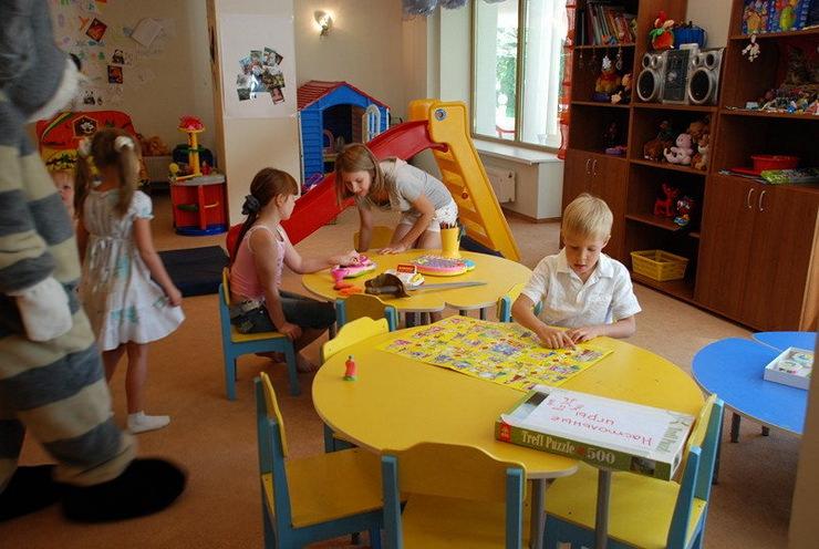 детская комната в отеле яхонты подмосковье