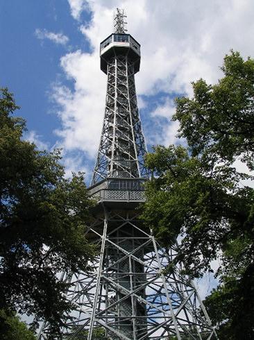 Петршинский холм эйфелева башня
