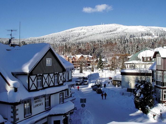 горнолыжный курорт в чехии