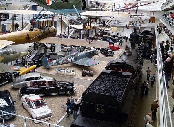 Национальный технический музей в Праге с детьми