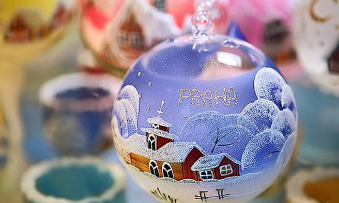 Путешествие с детьми в рождественскую Прагу