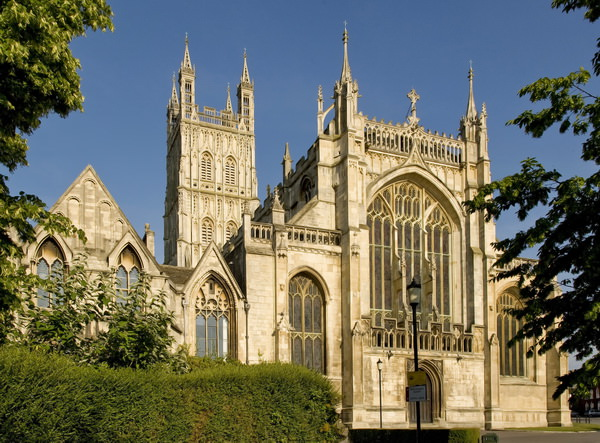 Gloucester-Cathedral Глостерский Собор