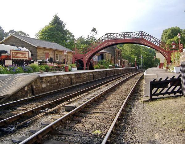 Goathland Станция Хогсмид