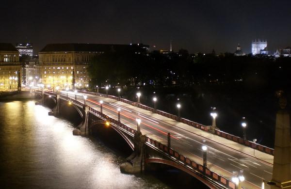 ламбетский мост (мост Ламбет) Лондон