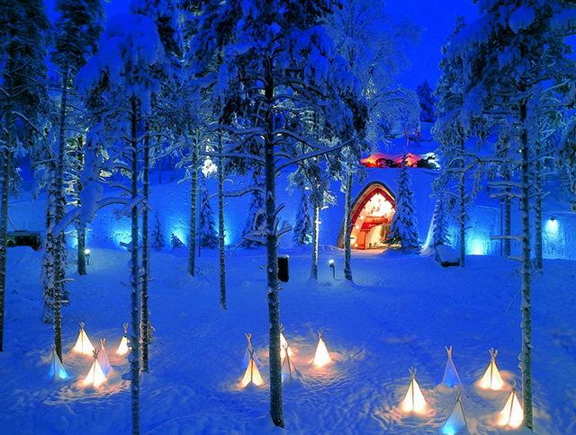 Парк «Арктический Зимний Мир»