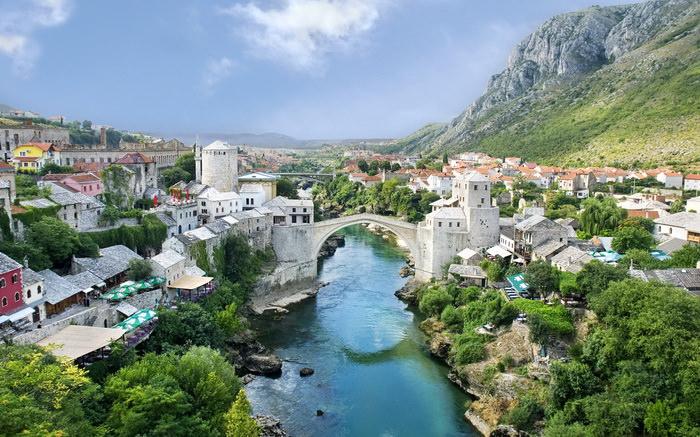 Босния и Герцеговина. Изменения визовой политики 2014