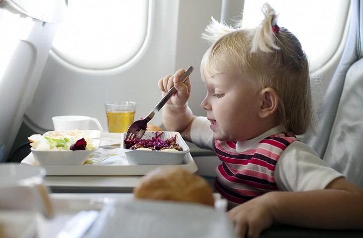Какую еду можно взять в самолет