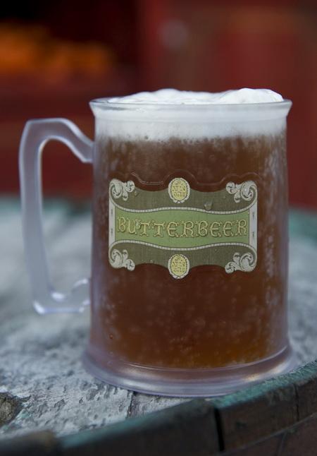 волшебный мир гарри поттера сливочное пиво