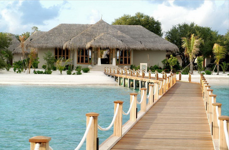 пляжный отдых в марте с детьми на Мальдивах