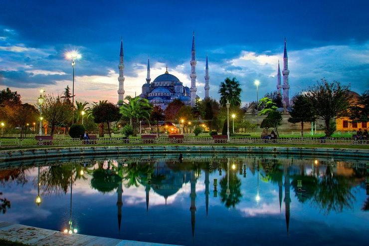Турция Экскурсионный отдых с детьми в марте