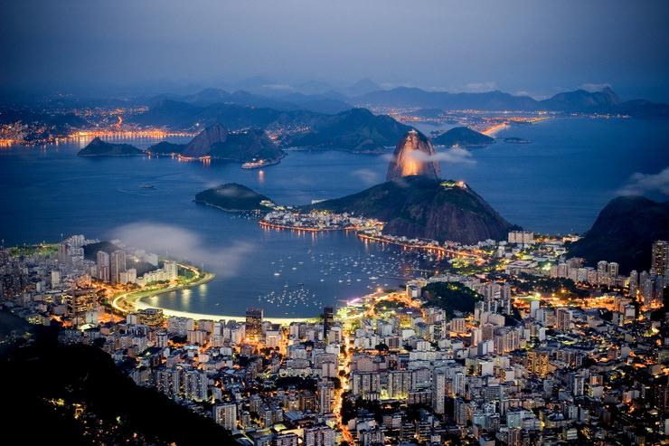 куда поехать с детьми на весенних каникула бразилия