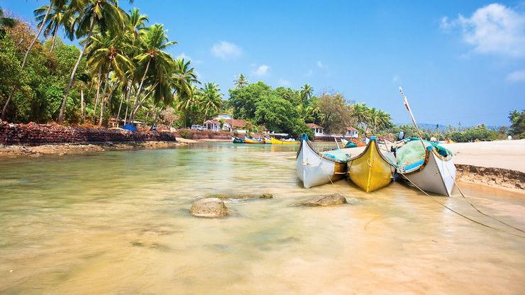 пляжный отдых в марте на гоа
