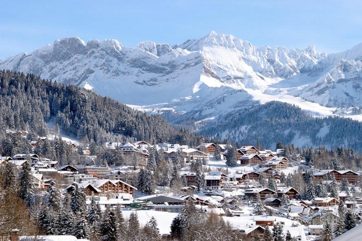 горнолыжные курорты Европы в марте