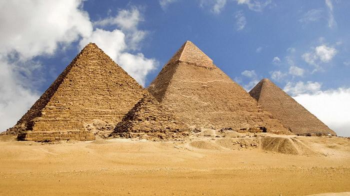 пирамиды гиза и хеопса египет