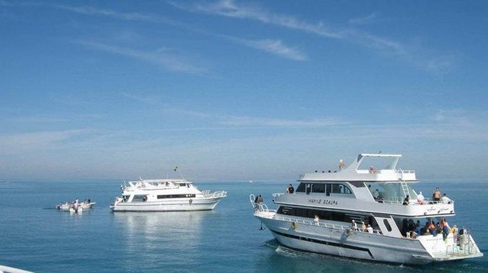 Отдых в Египте с детьми: прогулка на яхте