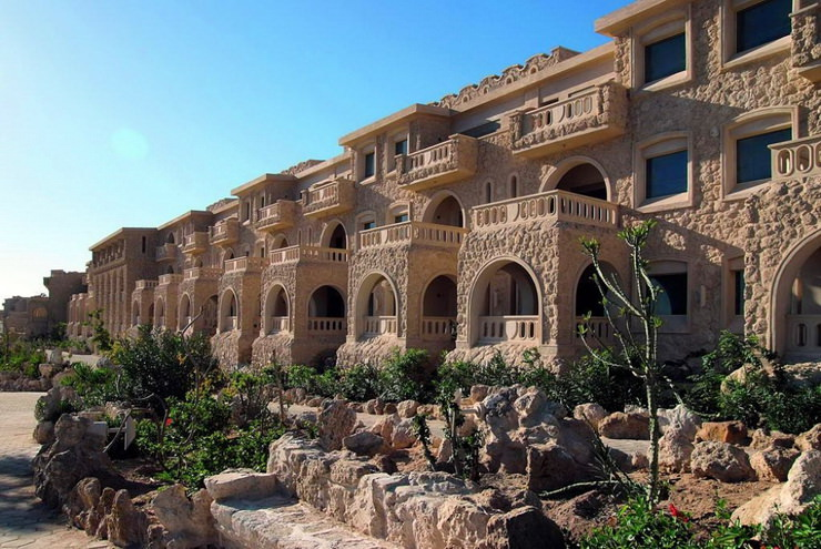 Отели Хургады для отдыха с детьми: Citadel Azur Resort