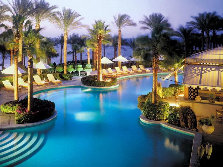 Отели Шарм-эль-Шейха для отдыха с детьми: Four Seasons Resort