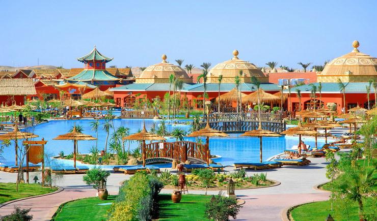 Лучшие отели Египта для семейного отдыха с детьми