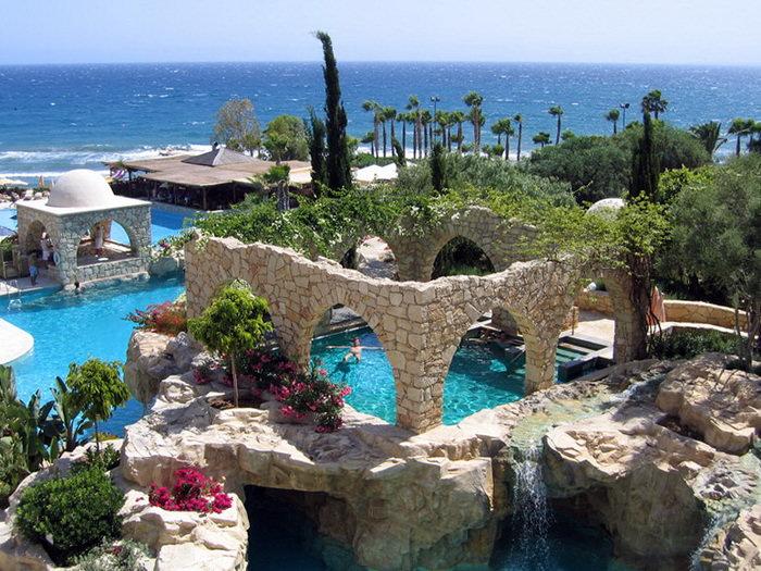 Экскурсионный отдых с детьми в апреле. Кипр
