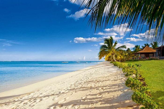 Пляжный отдых с детьми в апреле. Маврикий