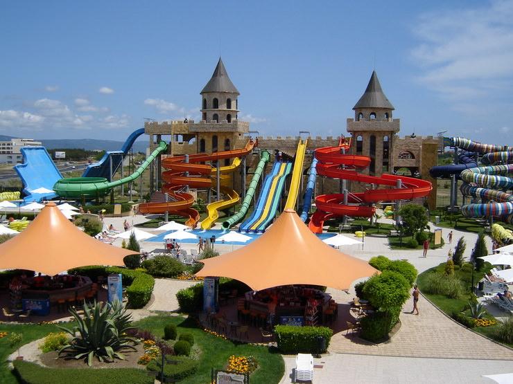 Отели для отдыха с детьми в Шарм-эль-Шейхе: Sea Club Aqua Park