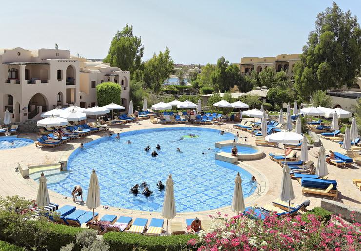 Отели для семейного отдыха с детьми в Шарм-эль-Шейхе:Three Corners Palmyra