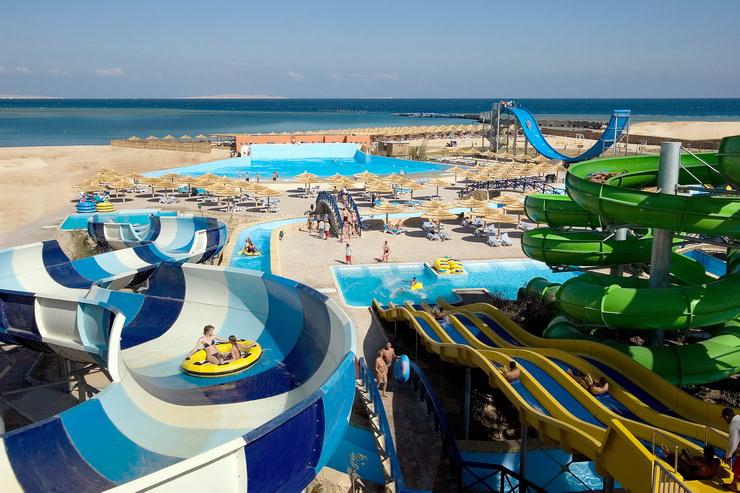 Отели для семейного отдыха с детьми в Египте