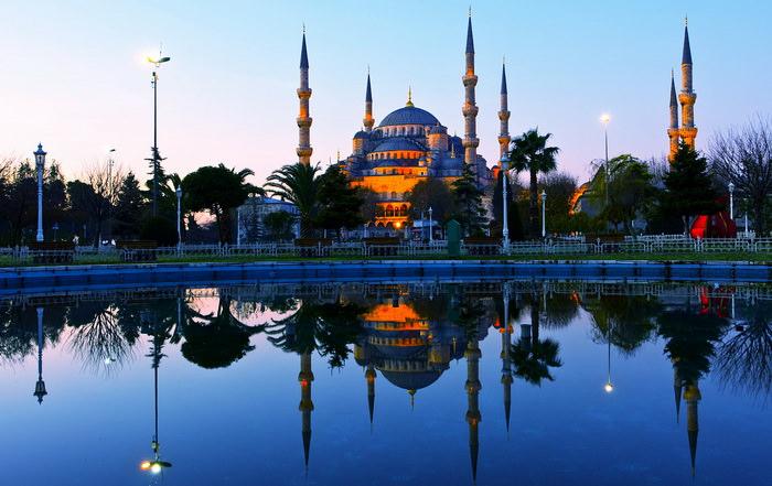 Экскурсионный отдых в апреле. Турция Стамбул