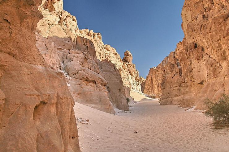 Белый каньон Египет