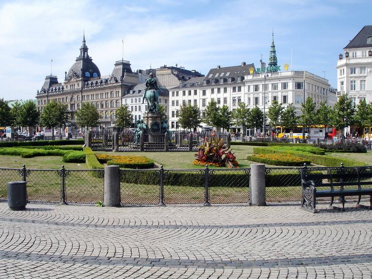 Дания Копенгаген. Экскурсионный отдых с детьми в мае