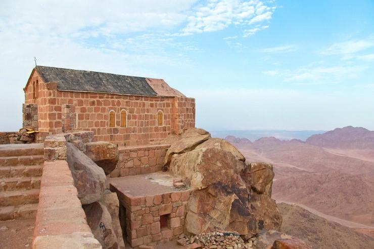 Гора Моисея Синай Египет