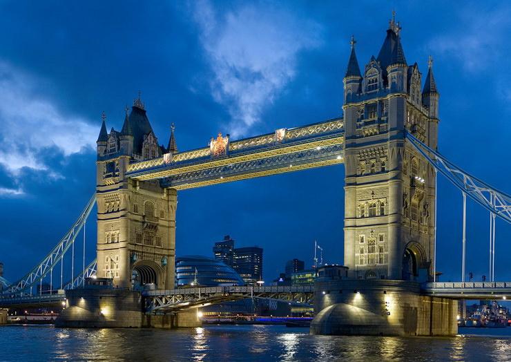 Лондон. Экскурсионный туризм с детьми в мае
