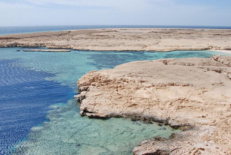 Национальный парк Рас Мохаммед Египет Магический залив