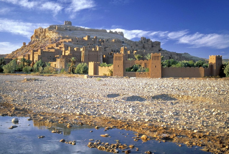 Пляжный отдых с детьми в мае в Марокко