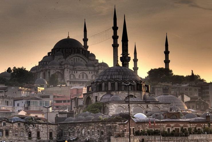 Отдых с детьми в мае. Стамбул Турция